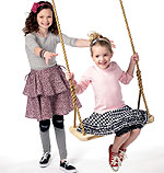 McCalls 6598 Pattern ( Size 3-4-5-6 )