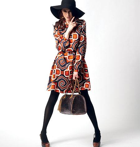 McCall's Misses' Dresses and Belt 6600