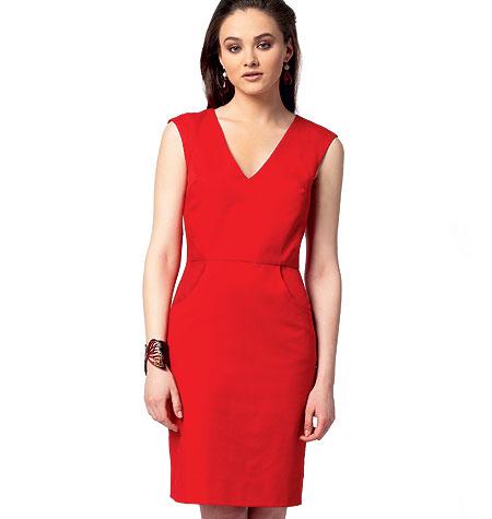 McCall's Misses' Dresses 6609