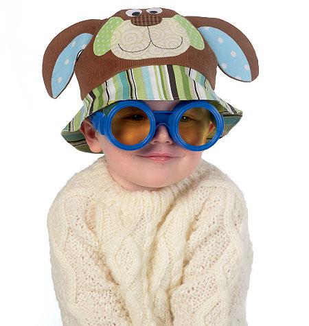 McCall's Children's Hats 6616