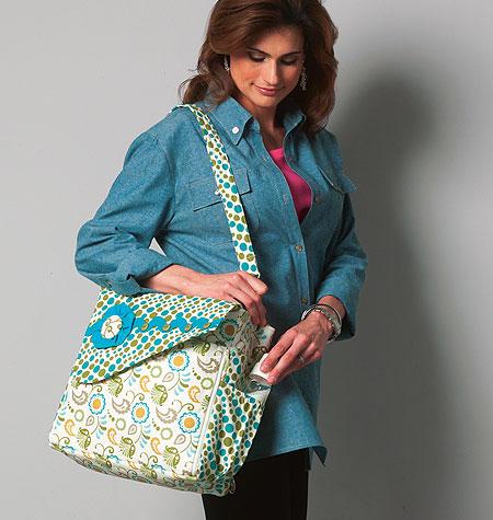 McCall's Diaper Bags 6617