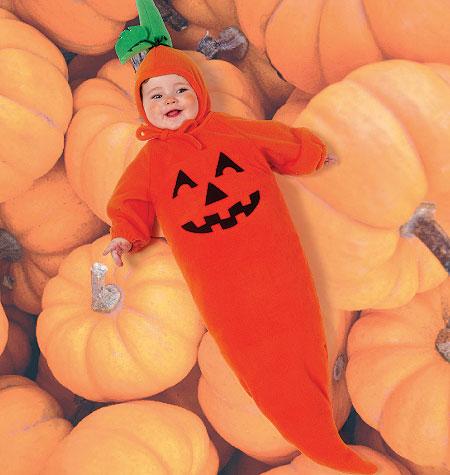 McCall's Infants' Costumes 6627