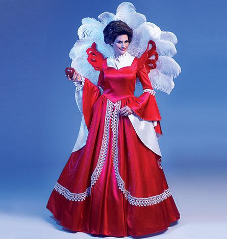 McCall's 6629 Misses'/Children's/Girls' Costumes