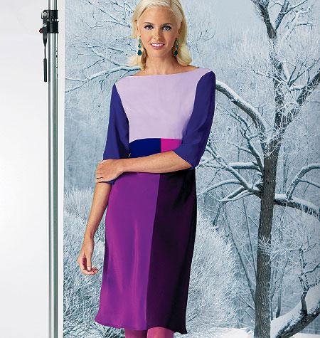 McCall's Misses' Dresses 6645