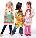 McCalls 6662 Pattern ( Size 3-4-5-6-7-8 )