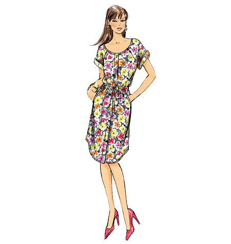 McCall's Misses' Dresses 6678