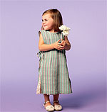McCalls 6687 Pattern ( Size 6-7-8 )