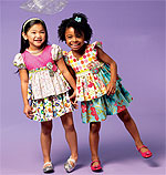 McCalls 6688 Pattern ( Size 6-7-8 )