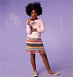 McCalls 6693 Pattern ( Size 7-8-10-12-14 )