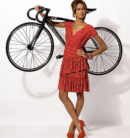 McCall's Misses' Dresses 6694
