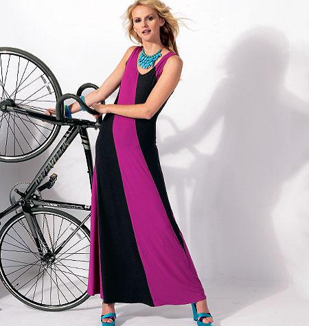 McCall's Misses' Dresses 6697
