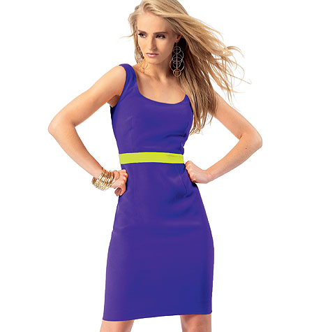 McCall's Misses' Dresses 6699