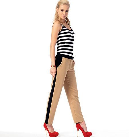 McCall's Misses' Pants 6707