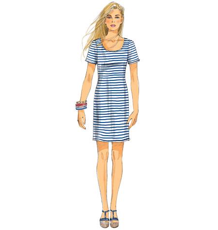 McCall's Misses' Dresses 6724