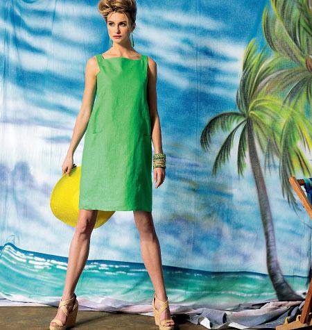 McCall's Misses' Dresses 6739