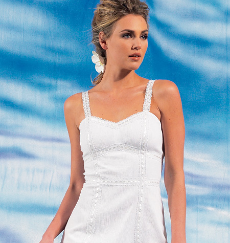 McCall's Misses' Lined Dresses 6749