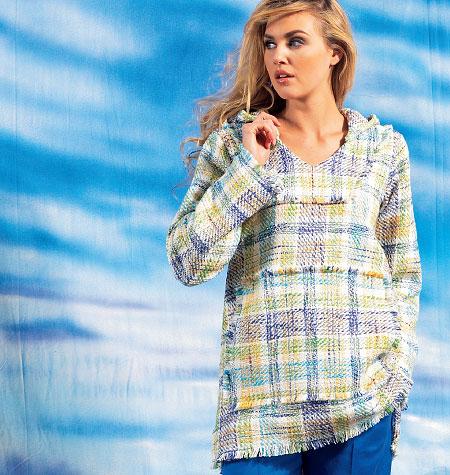 McCall's Misses' Tunics 6753