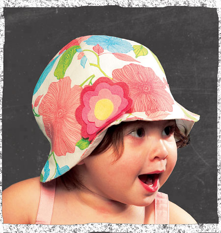 McCall's Infants/Toddlers' Hats 6762