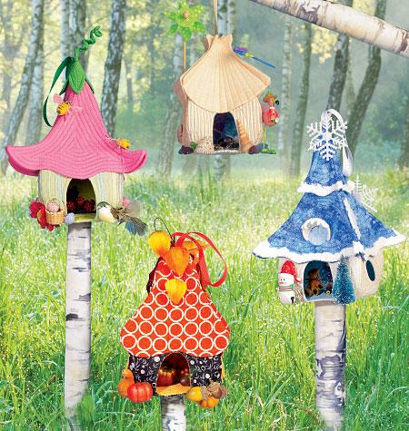 McCall's Fairy Houses 6767
