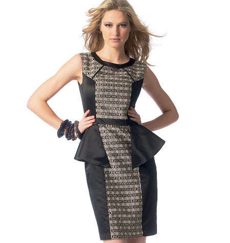 McCall's Misses' Dress 6789