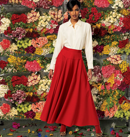 McCall's Misses' Skirts 6799