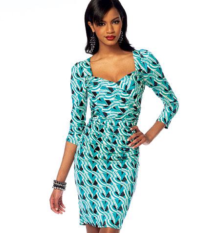 McCall's Misses'/Women's Dresses 6801