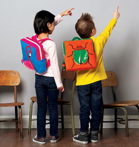 McCall's Backpacks 6808