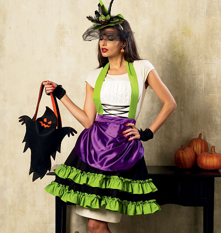 McCall's Halloween Items 6811