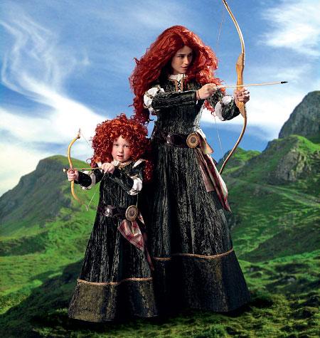 McCall's Misses'/Children's/Girls' Costumes 6817