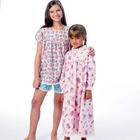 McCalls 6831 Pattern ( Size 7-8-10-12-14 )