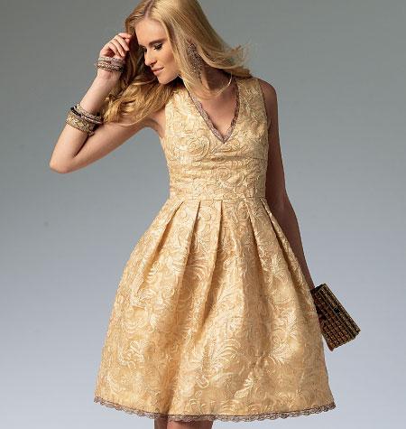 McCall's Misses' Dresses 6833