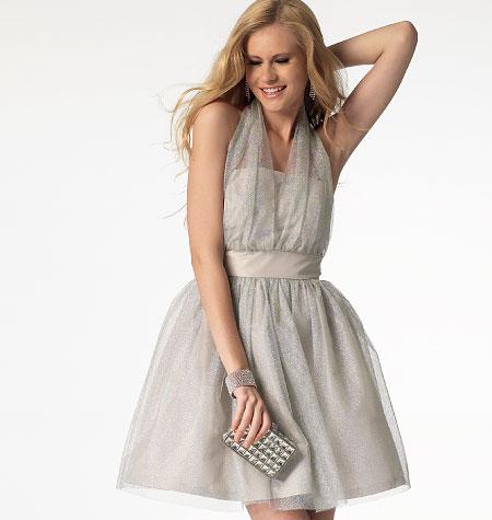McCall's Misses Dress 6836