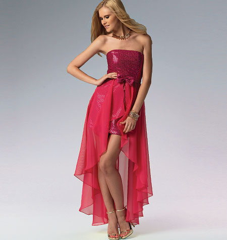 McCall's Misses' Dress 6838
