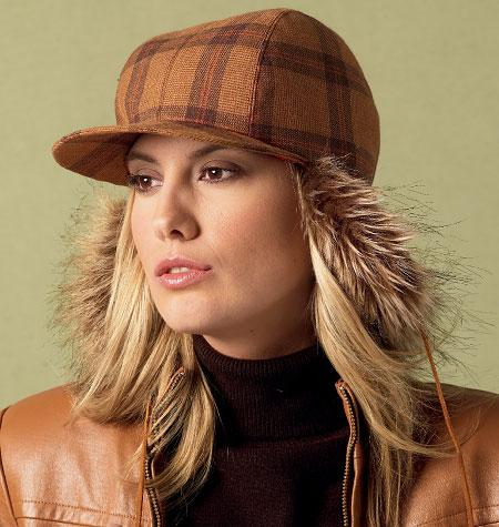 McCall's Misses'/Men's Hats 6851