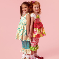 McCalls 6877 Pattern ( Size 6-7-8 )