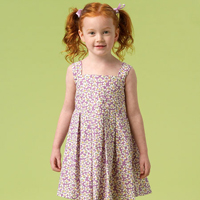 McCalls 6878 Pattern ( Size 6-7-8 )