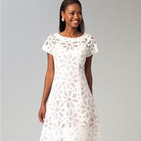 McCalls 6883 Pattern ( Size 14-16-18-20-22 )