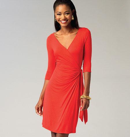 McCall's Misses' Dresses 6884
