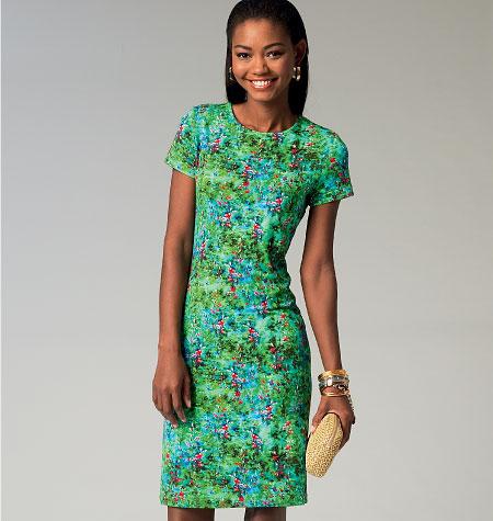 McCall's Misses' Dresses 6886