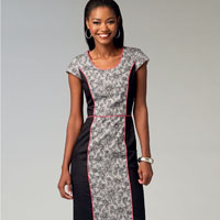 McCalls 6887 Pattern ( Size 6-8-10-12-14 )