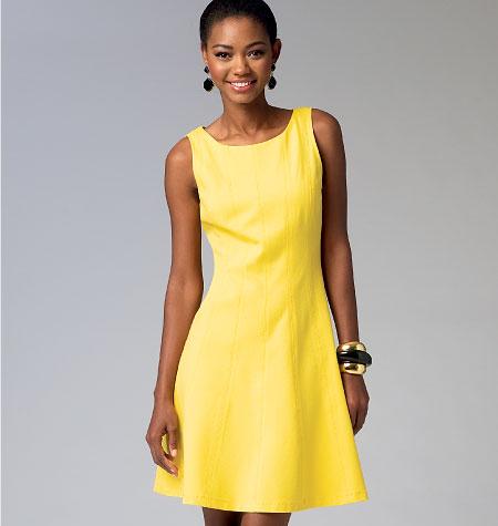 McCall's Misses' Dresses 6889