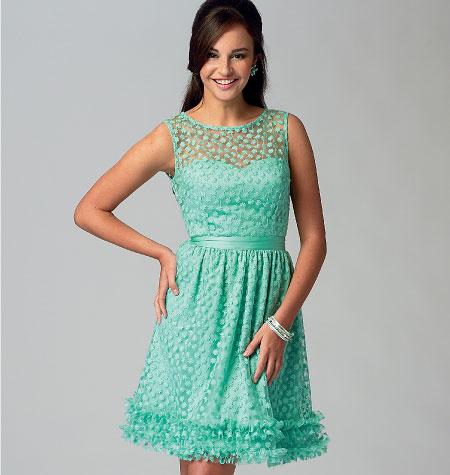 McCall's Misses' Dresses 6893