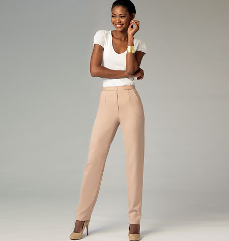 McCall's Misses'/Women's Pants 6901