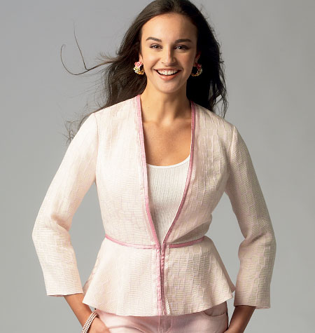 McCall's Misses'/Miss Petite Lined Jackets 6902