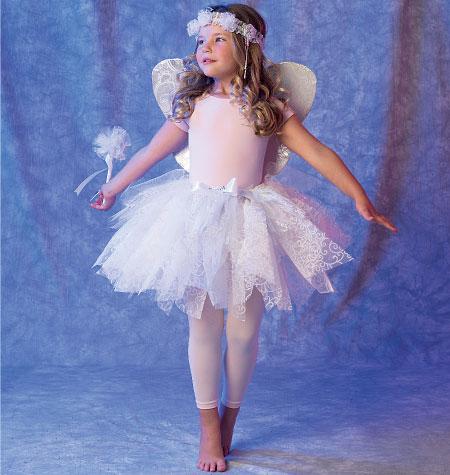 McCall's Children's/Girls' Costumes 6906