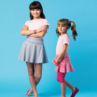 McCalls 6918 Pattern ( Size 3-4-5-6 )
