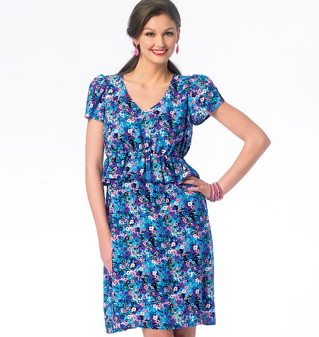 McCall's Misses'/Miss Petite Dresses 6921