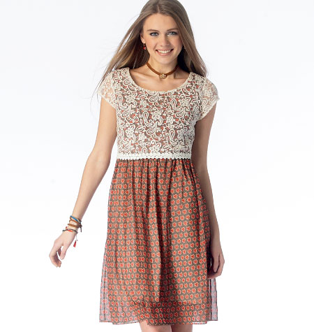McCall's Misses'/Miss Petite Dresses 6923