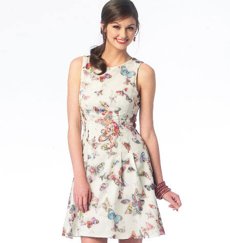 McCall's Misses' Dress 6924