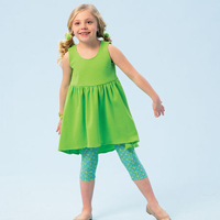 McCalls 6947 Pattern ( Size 6-7-8 )